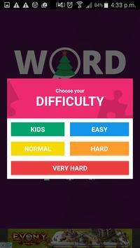 Christmas Word Search screenshot 1