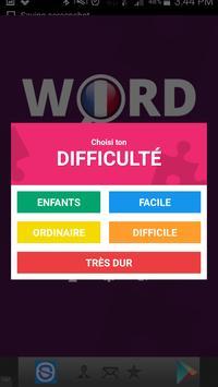 Mots Mêlés en Français screenshot 1