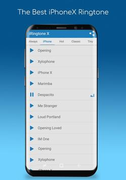 iRingtone X captura de pantalla 3