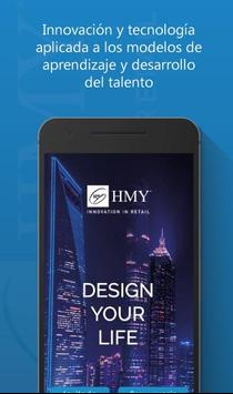 HMY Mobile Learning poster