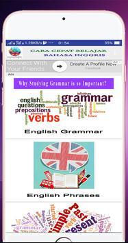 Mahir Bahasa Inggris poster