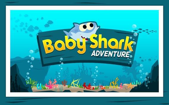 Baby Shark Adventure poster