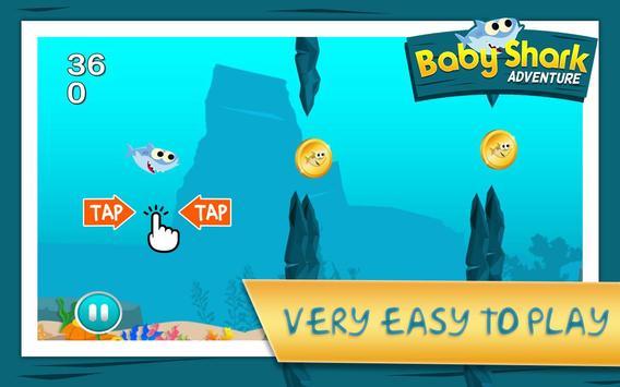 Baby Shark Adventure screenshot 1
