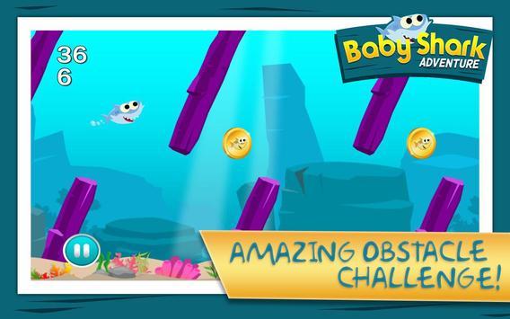 Baby Shark Adventure screenshot 2