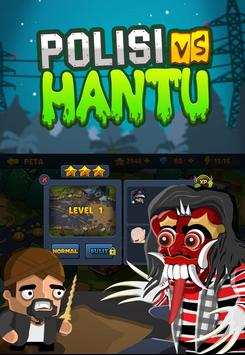 Polisi vs Hantu Pocong, Genderuwo, Tuyul - Defense screenshot 13