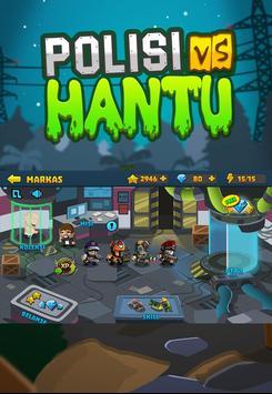 Polisi vs Hantu Pocong, Genderuwo, Tuyul - Defense screenshot 11