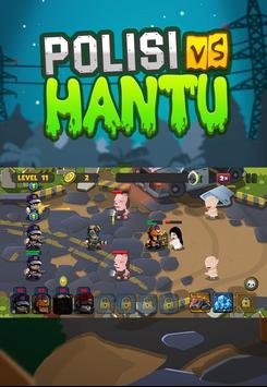 Polisi vs Hantu Pocong, Genderuwo, Tuyul - Defense screenshot 12