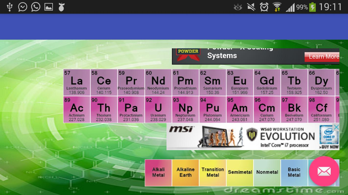 Periodic table apk download free education app for android periodic table poster periodic table apk screenshot periodic table apk screenshot urtaz