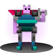 Hyper Space Hero RPG icon