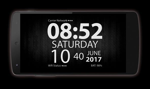 wp clock screenshot 2