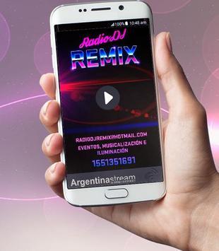 Radio DJ Remix poster