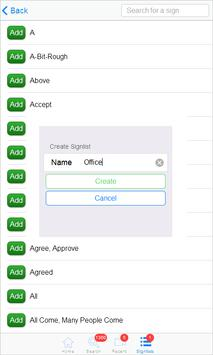 MobileSign - The Workplace apk screenshot