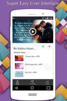 Video Status : Lyrical Video Songs screenshot 1