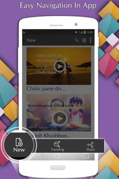 Video Status : Lyrical Video Songs screenshot 2