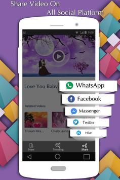 Video Status : Lyrical Video Songs screenshot 4