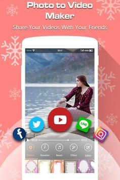 Photo to Video Maker with Music screenshot 4