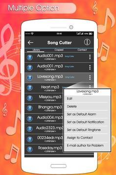Song Cutter screenshot 4