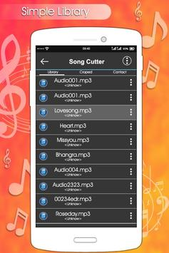 Song Cutter screenshot 1