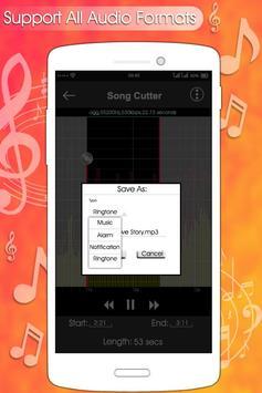 Song Cutter screenshot 2