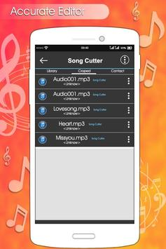 Song Cutter screenshot 3