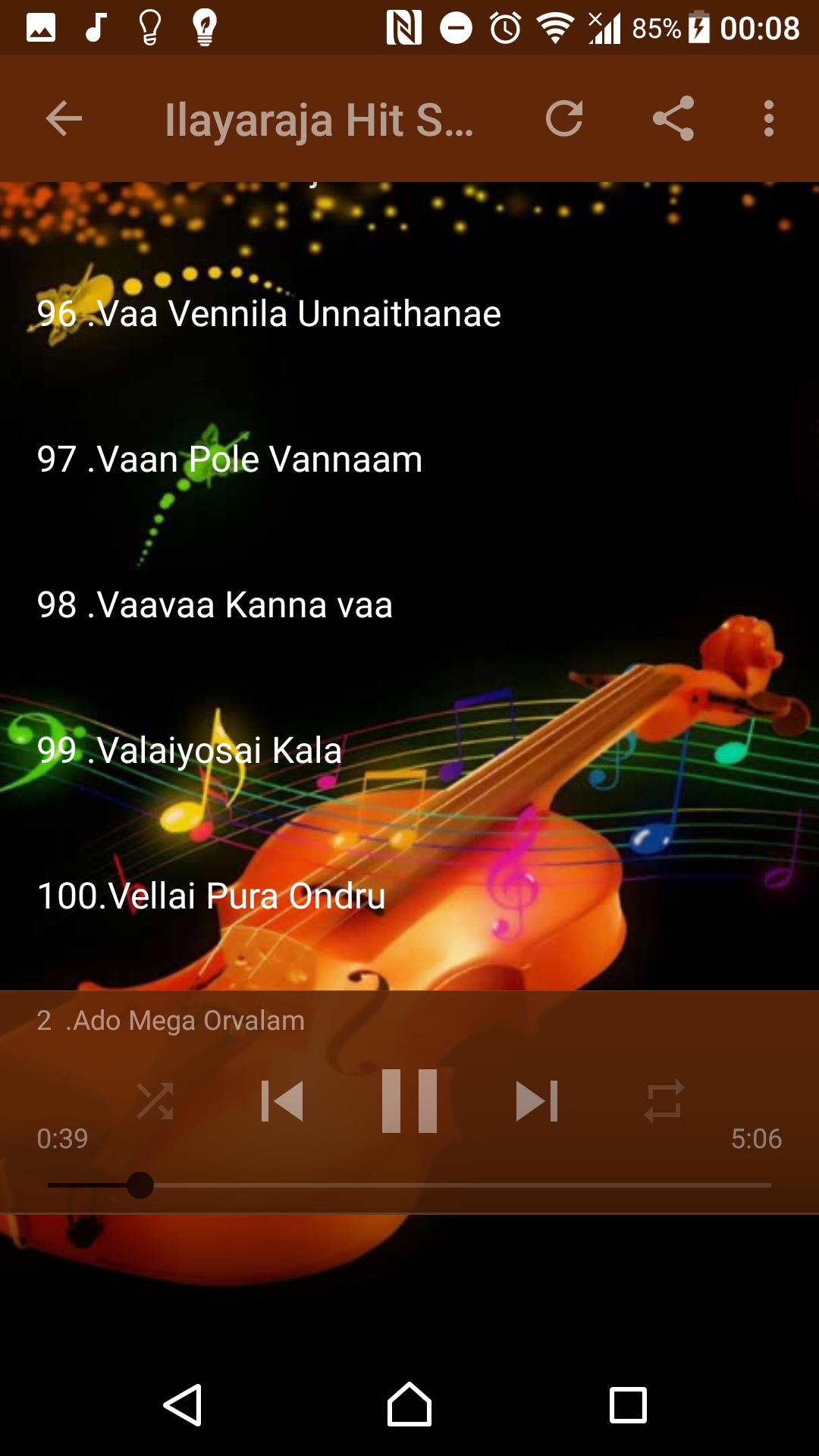 Ilayaraja Hit Songs for Android - APK Download