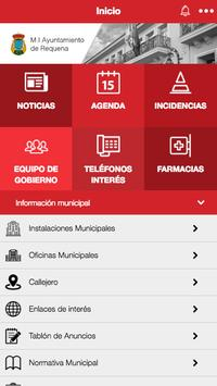 Requena App poster