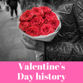 History of Valentine's Day icon