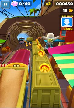 Cheat For New Subway Surfers poster
