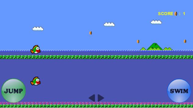 Twin Fish screenshot 1