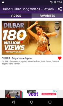 Dilbar Dilbar Song Videos - Satyameva Jayate Songs screenshot 2