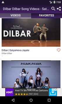 Dilbar Dilbar Song Videos - Satyameva Jayate Songs screenshot 4