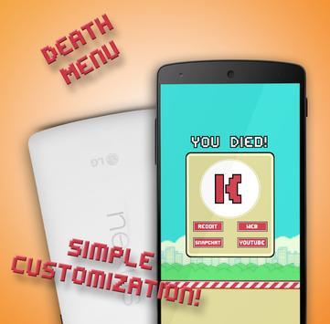 Flappy K for Kustom KLWP screenshot 3