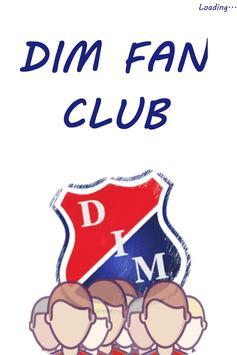 DIM FAN CLUB poster