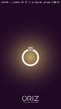 Oriz Jewel Boutique poster
