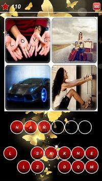"4 Pics 1 Word ""Epiphany"" screenshot 3"