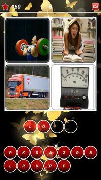 "4 Pics 1 Word ""Epiphany"" screenshot 14"