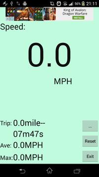 GPS Speedometer screenshot 3