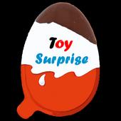 Surprise Eggs Toys icon
