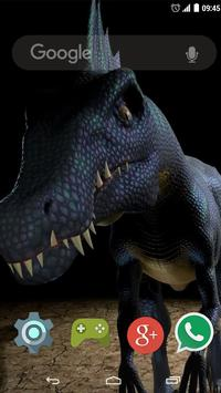Dinosaur Killer Live Wallpaper apk screenshot