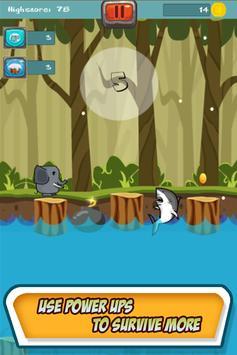 Dino Hopper : Deadly Jumping screenshot 3
