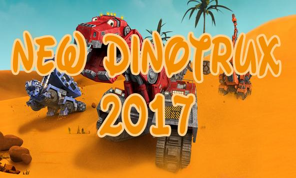 Super dino Jump trux game screenshot 1