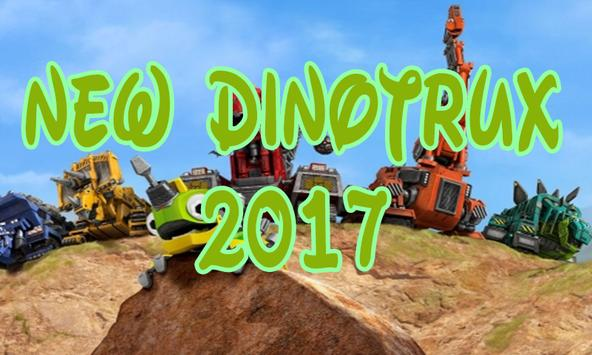 Super dino Jump trux game screenshot 2