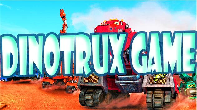 Super dino Jump trux game screenshot 3