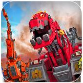 dinotrox Adventue games free icon