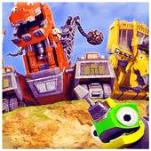 Super Dinotrucs Adventure Game icon