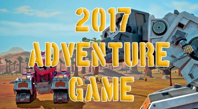 Super Dinotrucs Adventure Game apk screenshot