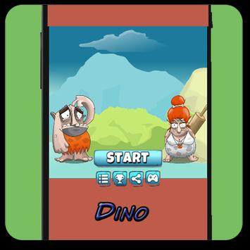 Dino Game apk screenshot