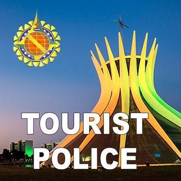 Tourist Police Brasília Brasil poster