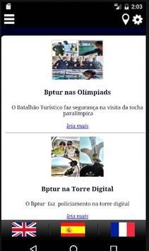 Tourist Police Brasília Brasil apk screenshot