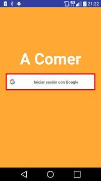 AComer poster